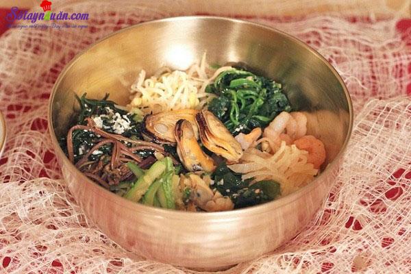 Công thức làm món cơm trộn hải sản thơm ngon hấp dẫn