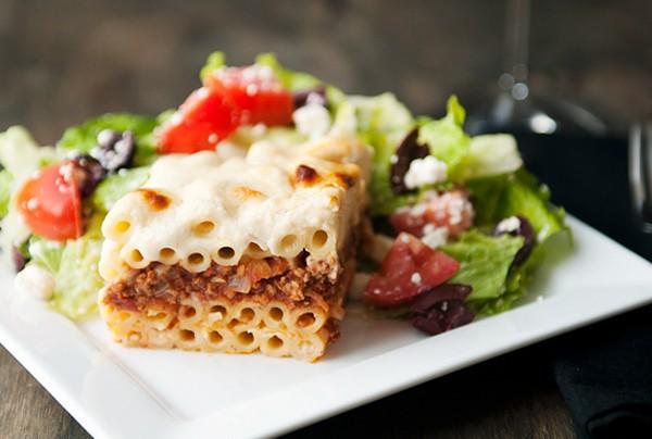 Cuối tuần làm pasta pastitsio kiểu Ý siêu hấp dẫn