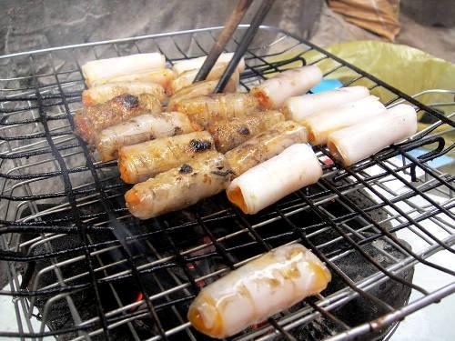 Thưởng thức các món vỉa hè ngon tuyệt ở Thanh Hóa