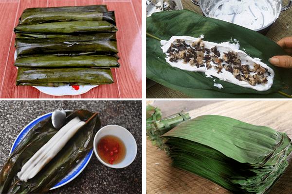 4 món bánh đặc sản làm từ bột gạo ở Thanh Hóa