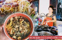 Địa chỉ các quán ăn đặc sản nổi tiếng nhất ở Huế