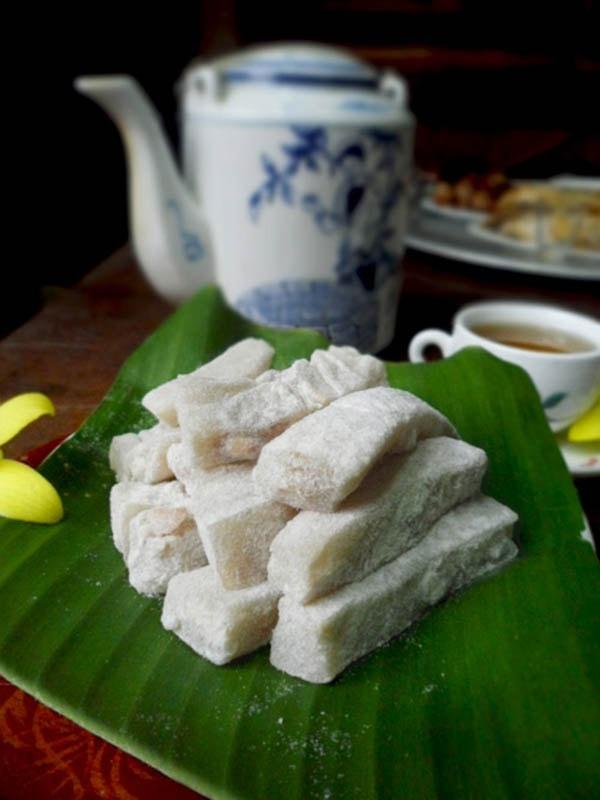 Cách làm bánh trôi nước và chè lam cho Tết Hàn thực