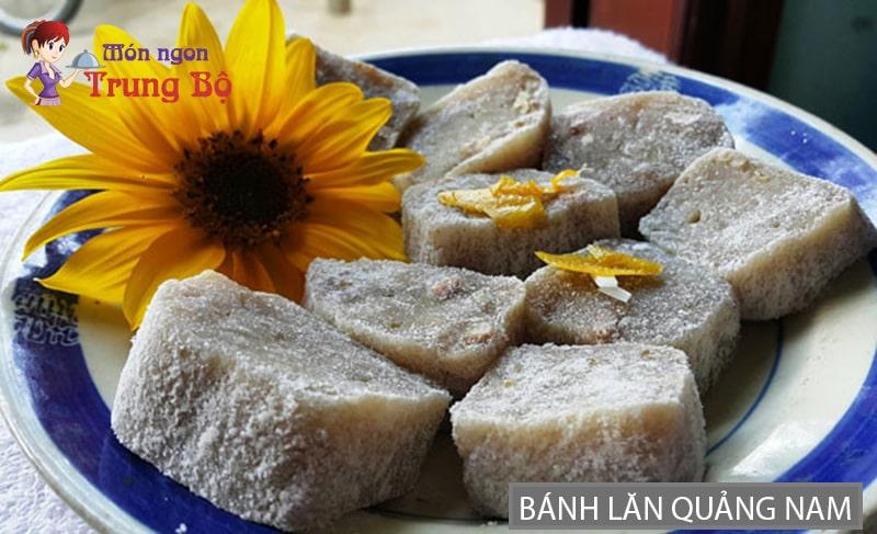 Bánh lăn Quảng Nam