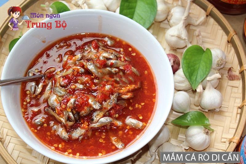 Mắm cá rò Đà Nẵng