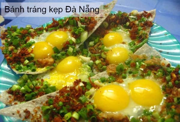 Những món ăn vặt ngon ở đường phố Đà Nẵng không thể bỏ qua