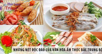 Những nét độc đáo của văn hóa ẩm thực Bắc Trung Bộ 3