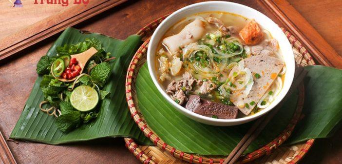 Những nét độc đáo của văn hóa ẩm thực Bắc Trung Bộ