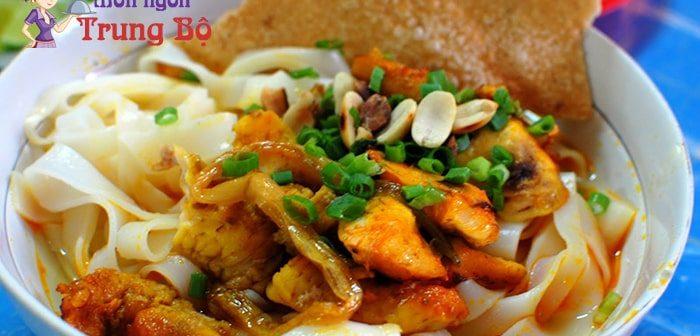 """5 món đặc sản Nam Trung Bộ đã ăn là """"ghiền"""""""