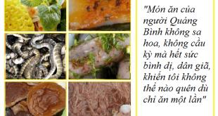 10 món đặc sản Quảng Bình ăn một lần nhớ mãi