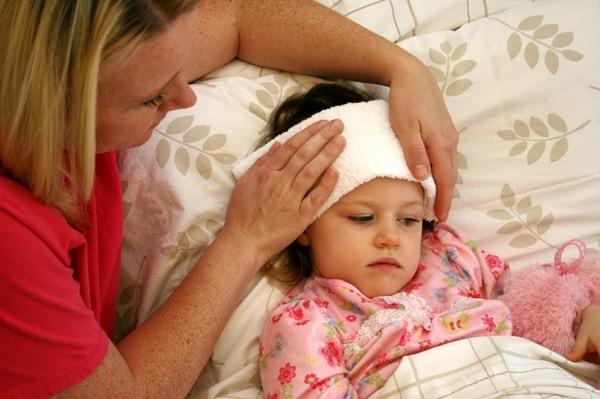 Dấu hiệu cảnh báo chứng thiếu máu ở trẻ em 3