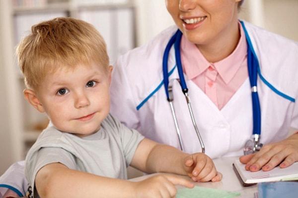 Dấu hiệu cảnh báo chứng thiếu máu ở trẻ em 4
