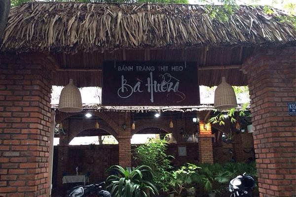Tổng hợp các quán bánh tráng cuốn thịt heo đông khách nhất ở  Đà Nẵng 3