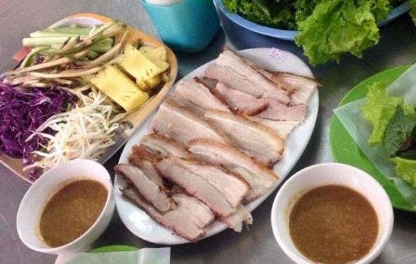 10 món ngon miền Trung nổi tiếng giữa lòng Hà Nội 2