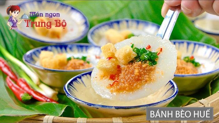 Bánh bèo Huế