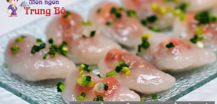 10 món ăn nổi tiếng miền Trung giữa lòng Hà Nội
