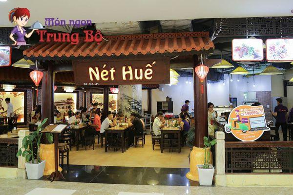 Nhà hàng Nét Huế – Hàng Bông