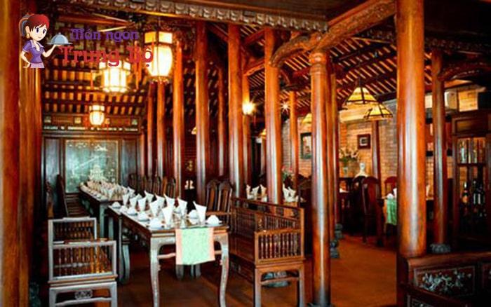 Nhà hàng Ngự Bình – Xuân Thủy