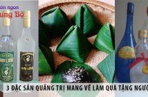 3 đặc sản Quảng Trị mang về làm quà tặng người thân