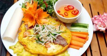 Bánh khoái Quảng Trị
