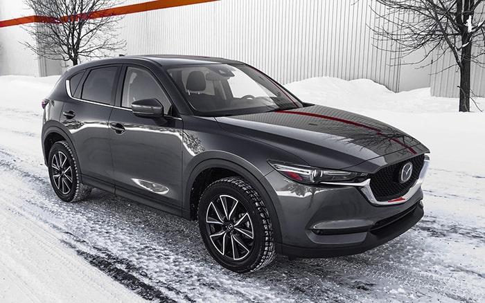 Mazda CX5 là mẫu xe ô tô chỗ giá dưới 800 triệu mang thiết kế mạnh mẽ