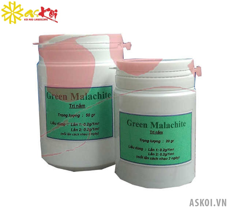 Thuốc Malachite