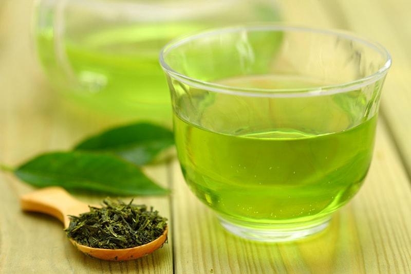 Tác dụng của trà xanh với sức khỏe