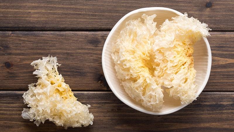 Nấm tuyết là thực phẩm rất tốt cho sức khỏe