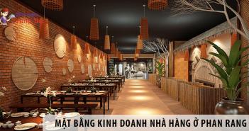 Kinh nghiệm tìm kiếm mặt bằng kinh doanh nhà hàng ở Phan Rang